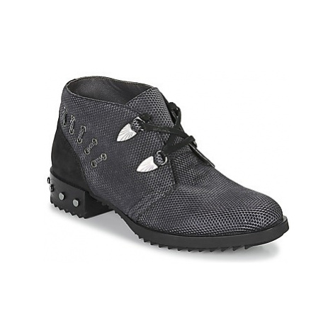 Mam'Zelle XESTO women's Mid Boots in Black