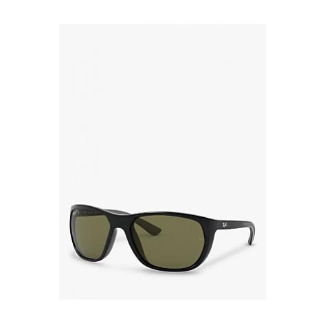 Ray-Ban RB4307 Men's Polarised Square Sunglasses