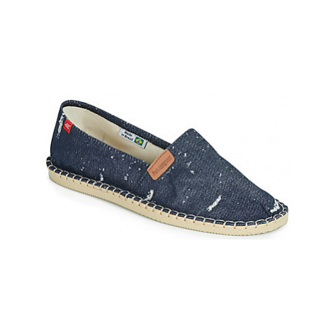 Havaianas ORIGINE RELAX ROOTS women's Espadrilles / Casual Shoes in Blue