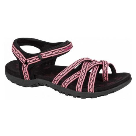 Loap DOE pink - Women's sandals