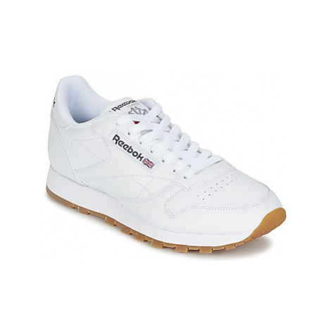 Reebok Classic CLASSIC LEATHER women's Shoes (Trainers) in White