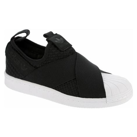 shoes adidas Originals Superstar Slip-On - Core Black/Core Black/White 1