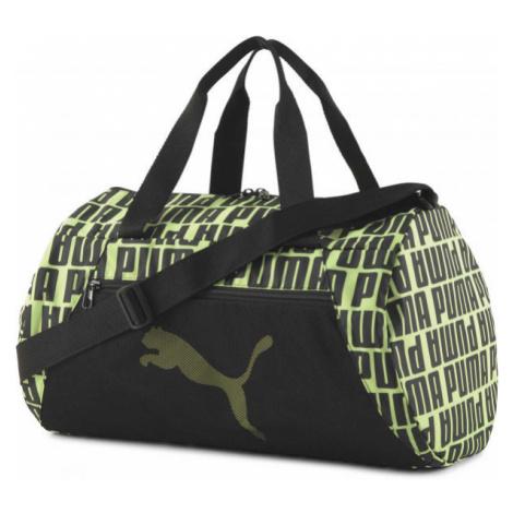 Puma AT ESS BARREL BAG black - Sports bag