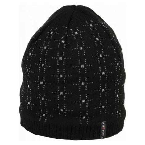 Finmark Winter hat black - Winter hat