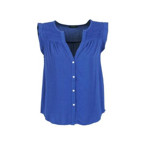 Kookaï JAVIALE women's Vest top in Blue