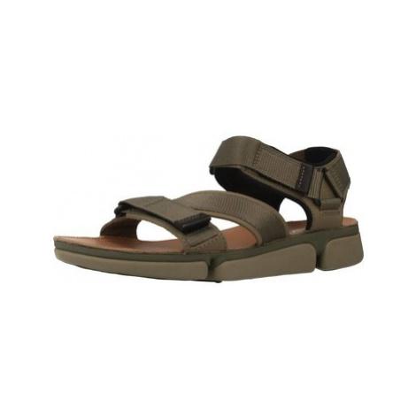 Clarks 26139564 men's Sandals in Green