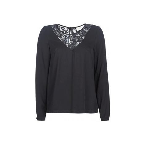 Vila VIEVERLY women's Blouse in Black