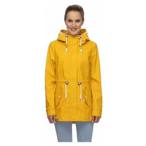 jacket Ragwear Monadis Rainy 20 - 6028/Yellow - women´s
