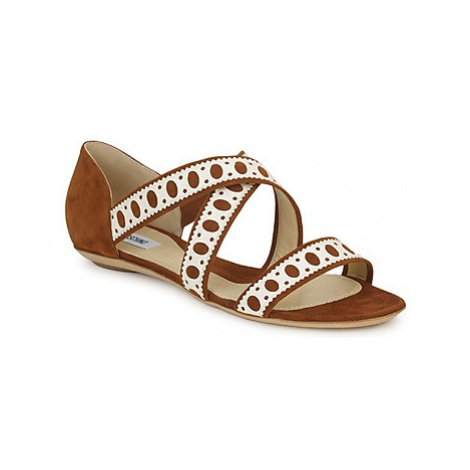 Moschino DELOS SAND women's Sandals in Brown