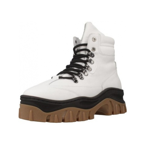 Bronx 47174A women's Mid Boots in White