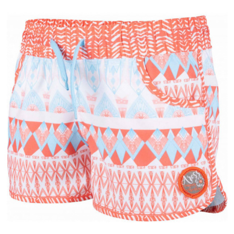 Aress OPAL JNR CORAL orange - Girls' shorts