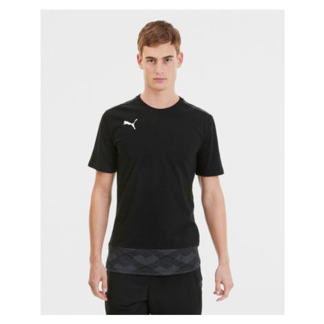 Puma teamFINAL 21 T-shirt Black