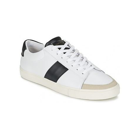 Jim Rickey GUSTEN men's Shoes (Trainers) in White