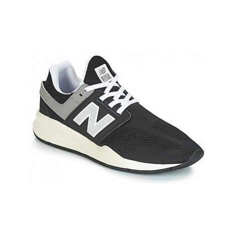 New Balance MS247 men's Shoes (Trainers) in Black