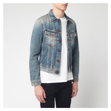 Nudie Jeans Men's Billy Denim Jacket - Shimmering Indigo Nudie Jeans Co