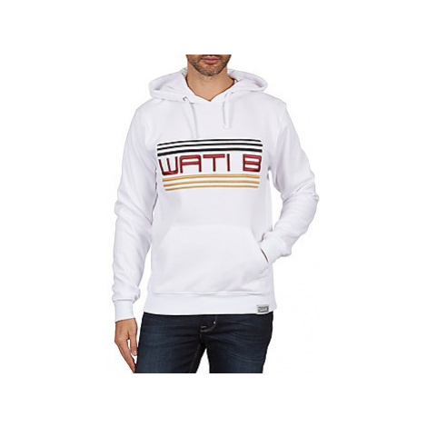 Wati B HOOD men's Sweatshirt in White