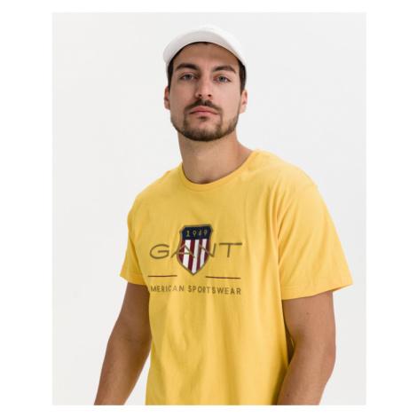 Gant D.2 Archive Shield T-shirt Yellow
