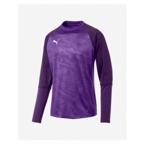 Puma Cup Training Sweat Core Sweatshirt Violet