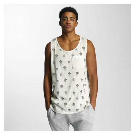 Just Rhyse Eagleville Tank Top Off White
