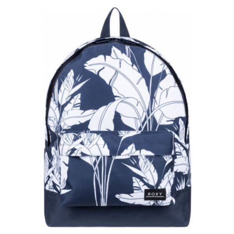 Roxy SUGAR BABY PRINTED dark blue - Women's backpack