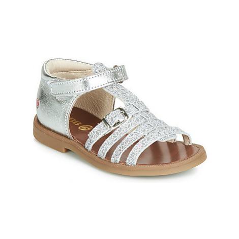 GBB PHILIPPINE girls's Children's Sandals in Silver