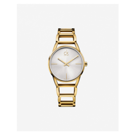 Calvin Klein Stately Watches Gold