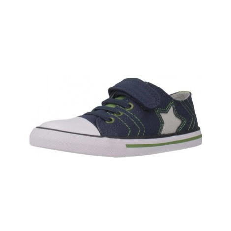 Chicco 1061602C boys's Children's Shoes (Trainers) in Blue