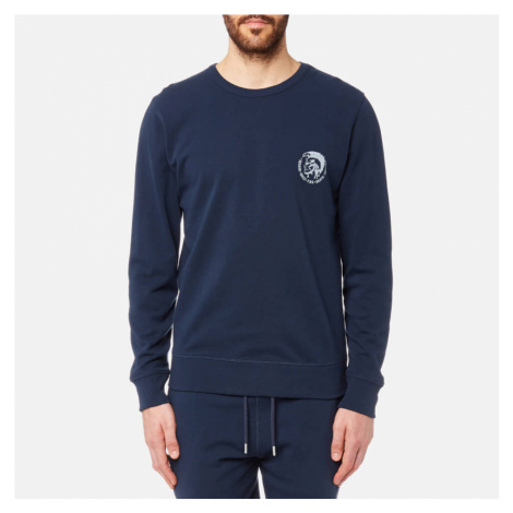 Diesel Men's Willy Sweatshirt - Navy