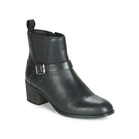 Ravel KINGSLEY women's Low Ankle Boots in Black