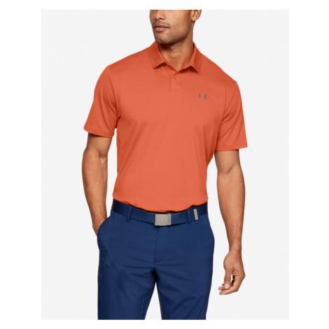 Under Armour Performance Polo Shirt Orange