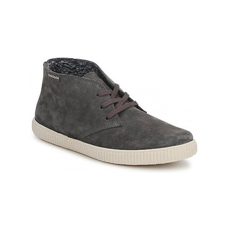 Victoria 6788 women's Shoes (High-top Trainers) in Grey