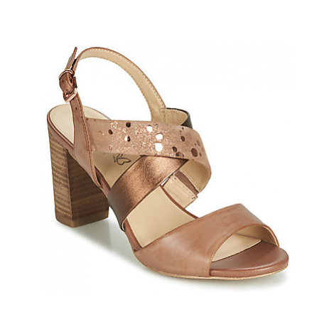 Caprice BOLAO women's Sandals in Brown