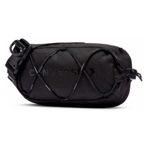 Converse SWAP OUT SLING black - Unisex waist bag