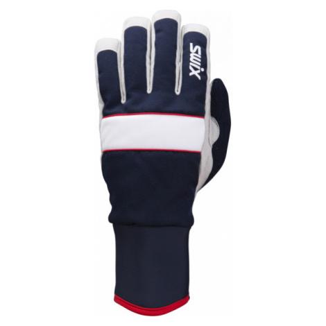 Swix POWDER dark blue - Nordic ski gloves