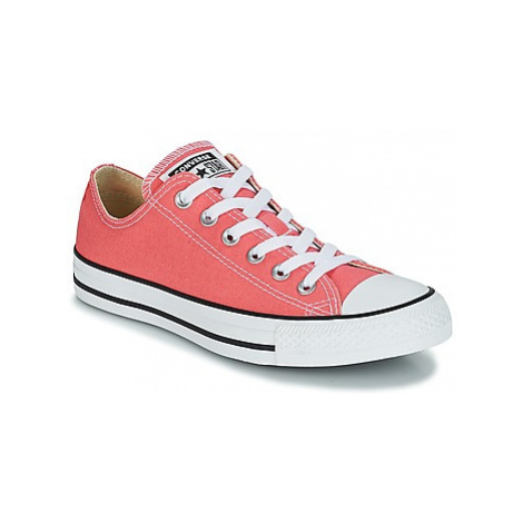 Converse CHUCK TAYLOR ALL STAR OX women's Shoes (Trainers) in Orange
