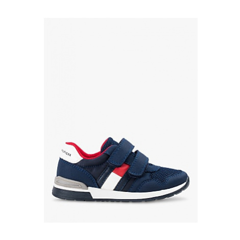 Tommy Hilfiger Children's Lage Vet Meters Riptape Trainers