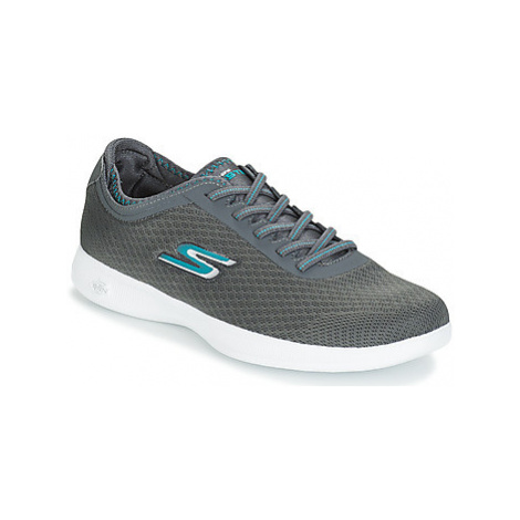 Skechers GO STEP LITE DASHING women's Trainers in Grey