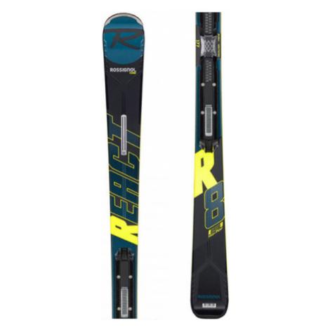 Rossignol REACT R8 HP+NX 12 KONECT GW - Men's downhill skis