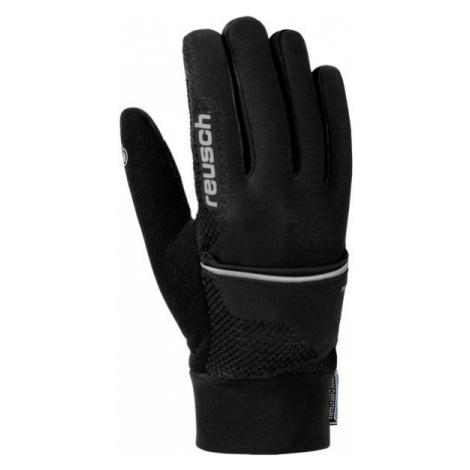 Reusch TERRO STORMBLOXX black - Gloves 2 in 1