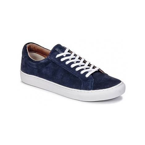 Hackett BISHAM men's Shoes (Trainers) in Blue