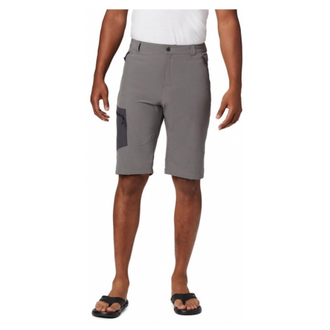 Columbia Mens Triple Canyon Shorts-City Grey / Shark-40
