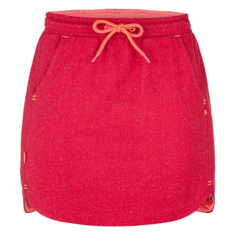 Loap EBEL pink - Women's skirt