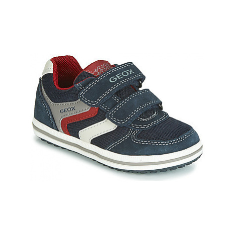 Geox VITA boys's Children's Shoes (Trainers) in Blue