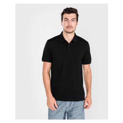 BOSS Pallas Polo Shirt Black Hugo Boss