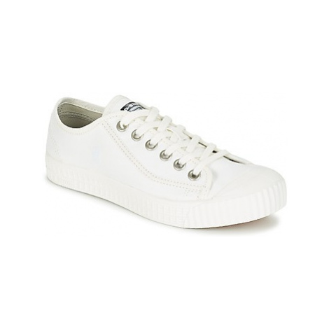 G-Star Raw ROVULC CANVAS women's Shoes (Trainers) in White