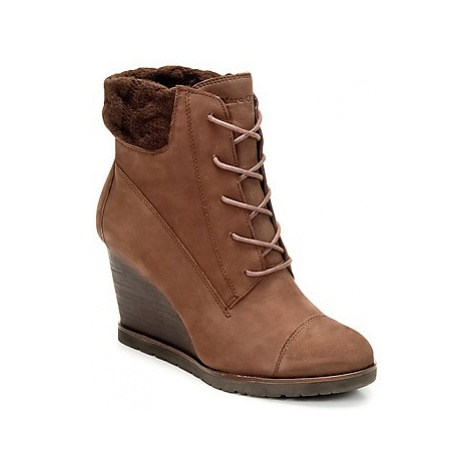 Marc O'Polo TIANAT women's Low Ankle Boots in Brown