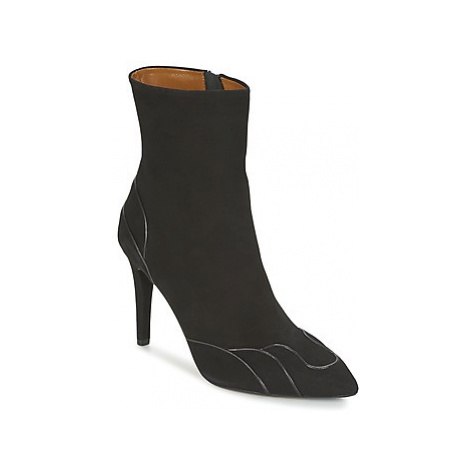 Heyraud DARLING women's Low Ankle Boots in Black