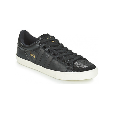 Gola ORCHID FRACTURE women's Shoes (Trainers) in Black