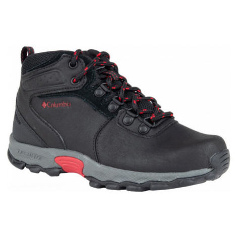 Columbia YOUTH NEWTON RIDGE black - Children's winter shoes
