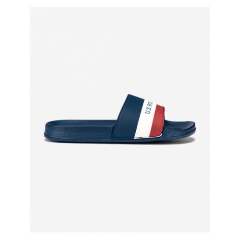 U.S. Polo Assn Aquarius Slippers Blue